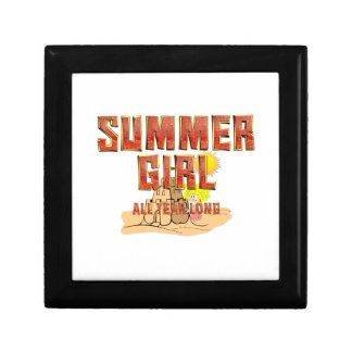 TEE Summer Girl Gift Box