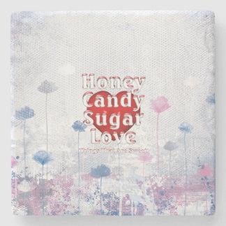TEE Sweet Love Stone Coaster