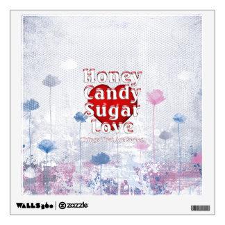 TEE Sweet Love Wall Sticker