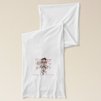 TEE Things That Are Sweet Scarf