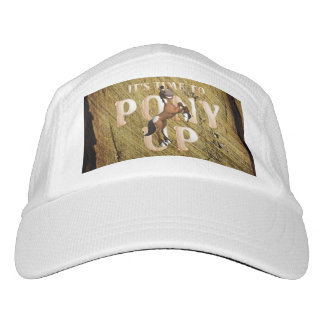 TEE Time to Pony Up Hat