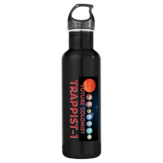 TEE Trappist-1 Colonist 710 Ml Water Bottle