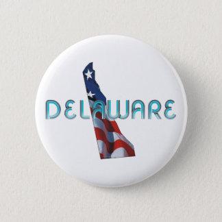 TEE USA Delaware 2 Inch Round Button