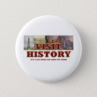 TEE Visit History 2 Inch Round Button