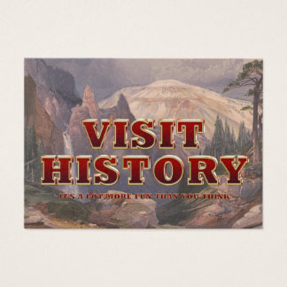 TEE Visit History Business Card
