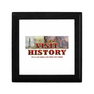 TEE Visit History Gift Box