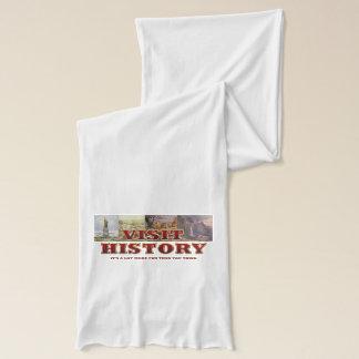 TEE Visit History Scarf