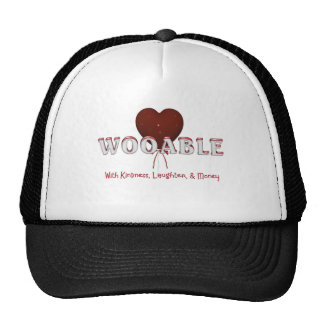 TEE Wooable Love Trucker Hat