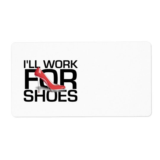 TEE Work for Shoes