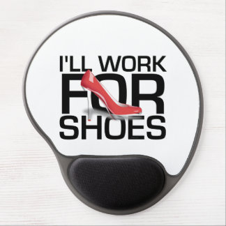 TEE Work for Shoes Gel Mouse Mat
