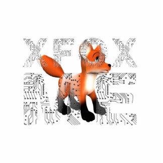 TEE XFox Me Standing Photo Sculpture