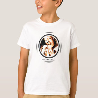 Tee-Youth Big Bite logo (white) T-Shirt