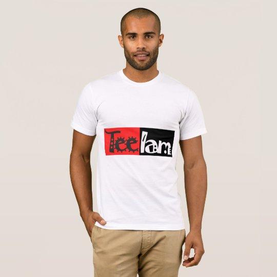 TeeIam Basic Design 007843 T-Shirt