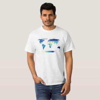 teemap - alcohol consumption world T-Shirt