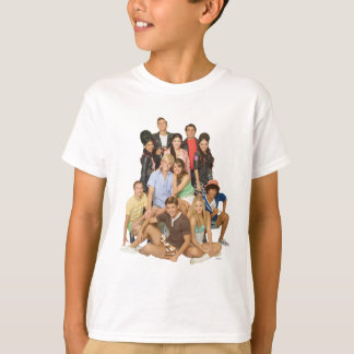 Teen Beach Group Shot 2 T-Shirt