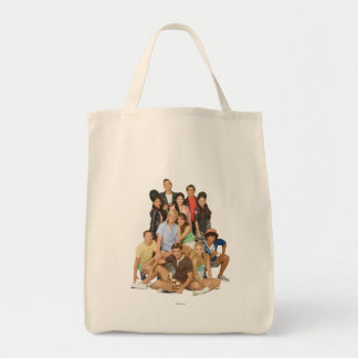 Teen Beach Group Shot 2 Tote Bag
