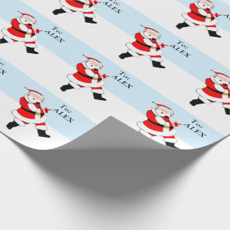 Teen Christmas Gifts Wrapping Paper