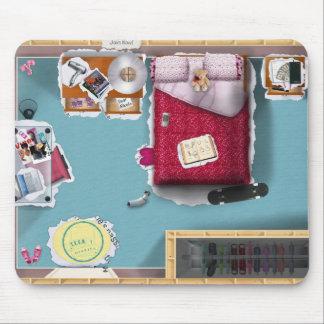 TEEN Diaries Mousepad