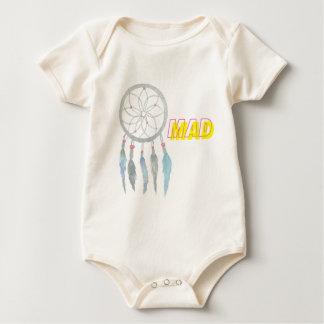Teen Dreamcatcher Baby Bodysuit