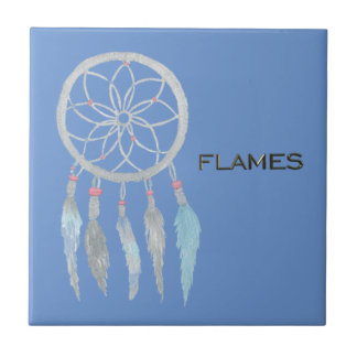 Teen Dreamcatcher Tile