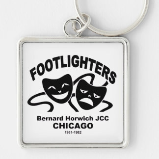 Teen Footlighters, Bernard Horwich JCC, Chicago Keychain