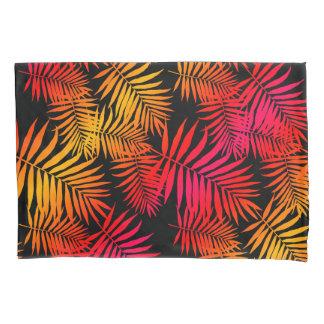 Teen Girls Women's Decor Tropical Palm Tree Leaf Pillowcase