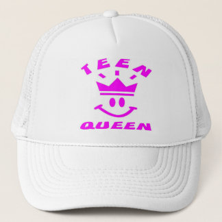 TEEN QUEEN CAP