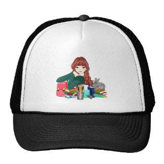 Teen Student Schoolgirl supplies back to school Trucker Hat