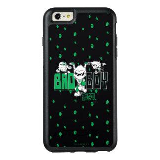 "Teen Titans Go! | ""Bad Boy"" Robin, Cyborg, & BB OtterBox iPhone 6/6s Plus Case"