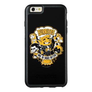 "Teen Titans Go! | Beast Boy ""Burritos Are Better"" OtterBox iPhone 6/6s Plus Case"
