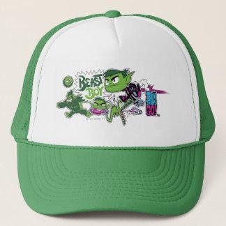 Teen Titans Go! | Beast Boy Shapeshifts Trucker Hat