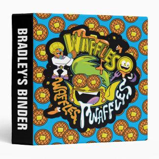 Teen Titans Go! | Beast Boy Waffles Binder