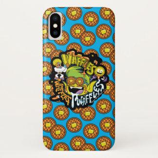 Teen Titans Go!   Beast Boy Waffles Case-Mate iPhone Case