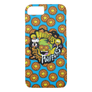 Teen Titans Go! | Beast Boy Waffles iPhone 8/7 Case