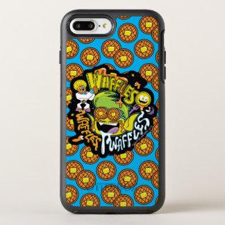 Teen Titans Go!   Beast Boy Waffles OtterBox Symmetry iPhone 8 Plus/7 Plus Case