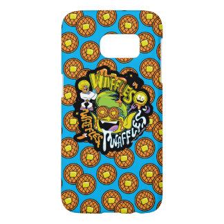 Teen Titans Go! | Beast Boy Waffles Samsung Galaxy S7 Case