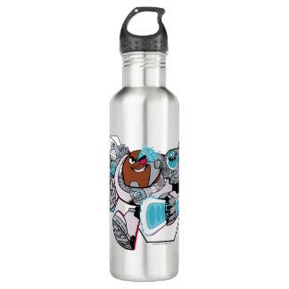 Teen Titans Go! | Cyborg's Arsenal Graphic 710 Ml Water Bottle