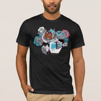 Teen Titans Go!   Cyborg's Arsenal Graphic T-Shirt