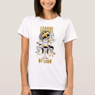 Teen Titans Go!   League of Legs T-Shirt