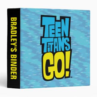 Teen Titans Go! | Logo Binder