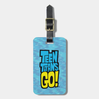 Teen Titans Go! | Logo Luggage Tag