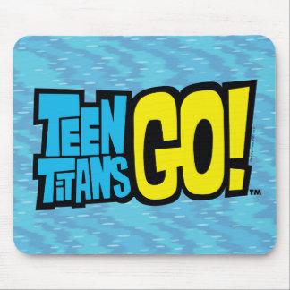 Teen Titans Go! | Logo Mouse Pad