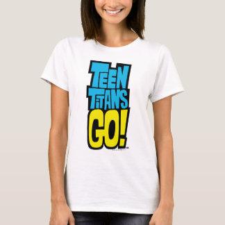 Teen Titans Go!   Logo T-Shirt