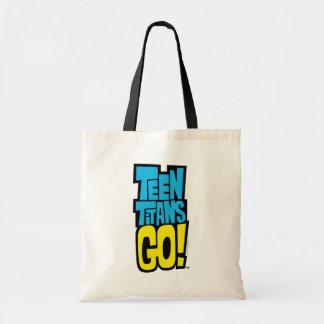 Teen Titans Go! | Logo Tote Bag
