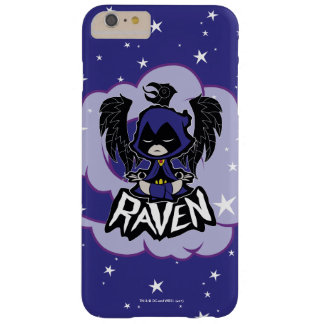Teen Titans Go! | Raven Attack Barely There iPhone 6 Plus Case