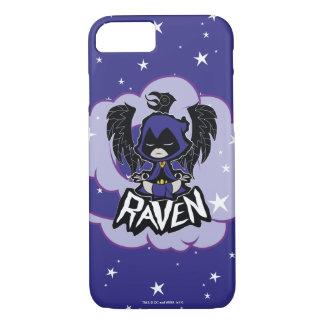 Teen Titans Go!   Raven Attack iPhone 8/7 Case