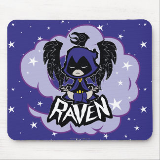Teen Titans Go! | Raven Attack Mouse Pad