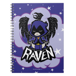 Teen Titans Go! | Raven Attack Notebook