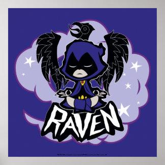 Teen Titans Go! | Raven Attack Poster