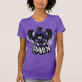 Teen Titans Go! | Raven Attack T-Shirt
